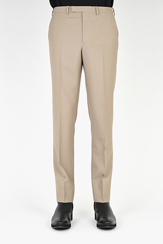 SLIM STRAIGHT SLACKS