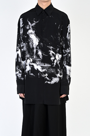 "<span class=""restock"">再入荷</span> SUPER BIG SHIRT"