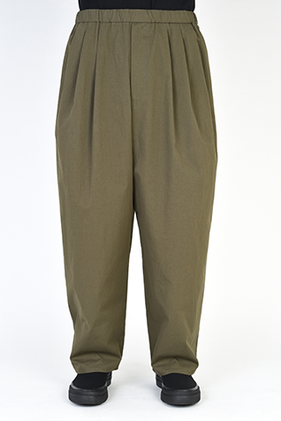 3TUCK WIDE PANTS