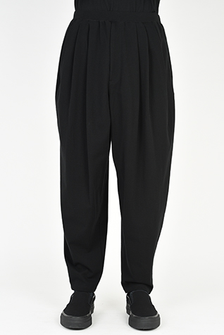 3TUCK TAPERED WIDE PANTS