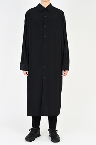 BACK-FRONT LONG SHIRT
