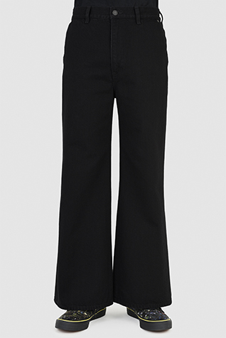 WIDE FLARE PANTS