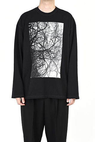 "<span class=""restock"">再入荷</span> LONG SLEEVE SUPER BIG T-SHIRT"