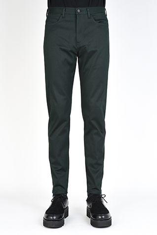 "<span class=""restock"">再入荷</span> TAPERED TIGHT PANTS"