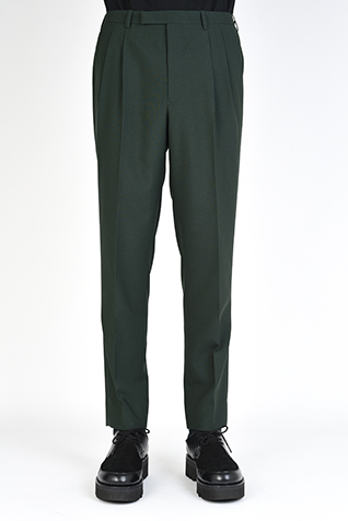 "<span class=""restock"">再入荷</span> 2TUCK SLIM SLACKS"