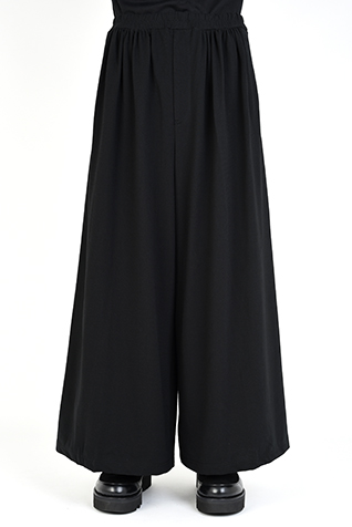 GATHER WIDE PANTS