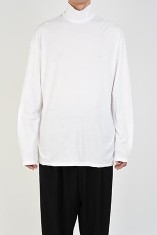HIGH NECK BIG T-SHIRT