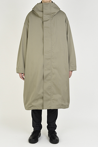 "<span class=""restock"">再入荷</span> BIG MODS COAT"
