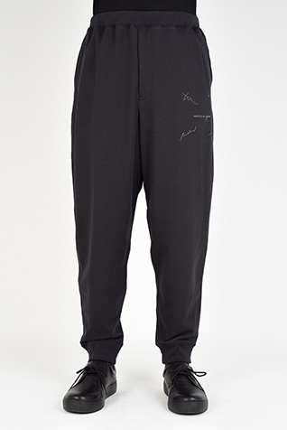 TAPERED WIDE PANTS