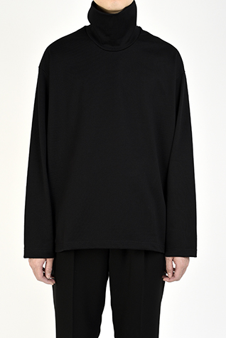 HIGH NECK BIG T-SHIRT