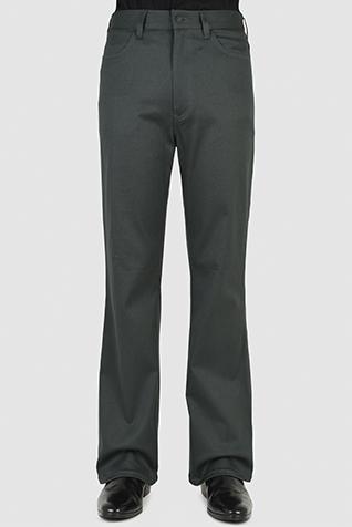 SLIM FLARE PANTS