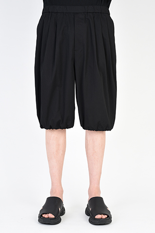 3TUCK BALLOON SHORT PANTS