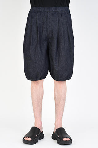 3TUCK BALLOON SHORTS