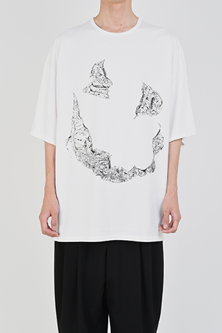 "<span class=""restock"">再入荷</span> SUPER BIG T-SHIRT"