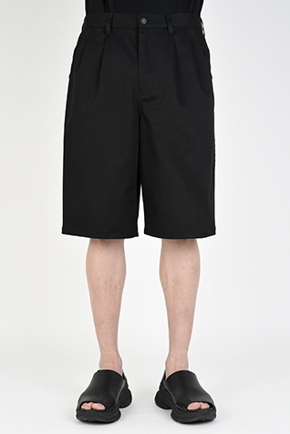 2TUCK SHORT PANTS